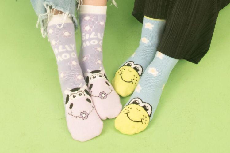 Salah satu produk Your Socks.