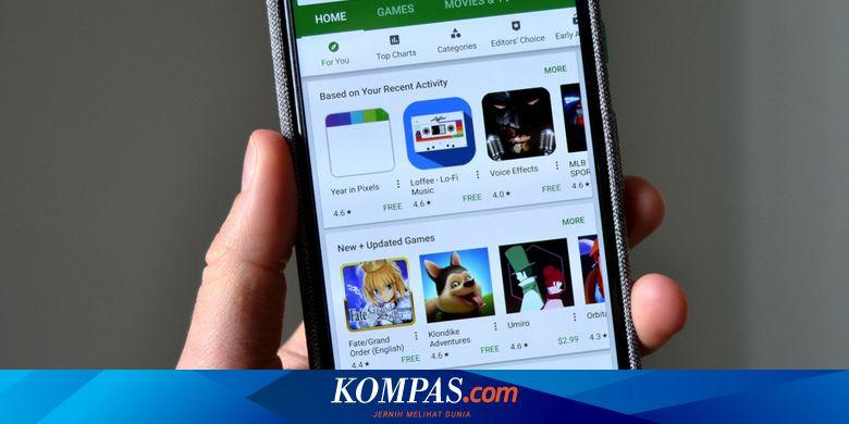 Hati-hati, 25 Aplikasi Android Ini Bisa Curi Passw