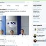 Unggahan Viral tentang Keramahan Satpam BCA di Twitter, Balasannya Lucu-lucu