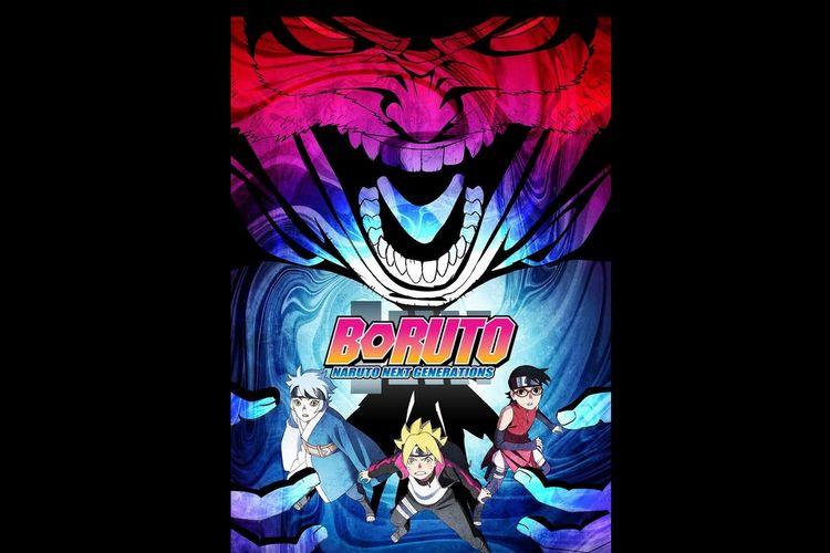 Anime seri Boruto: Naruto Next Generations