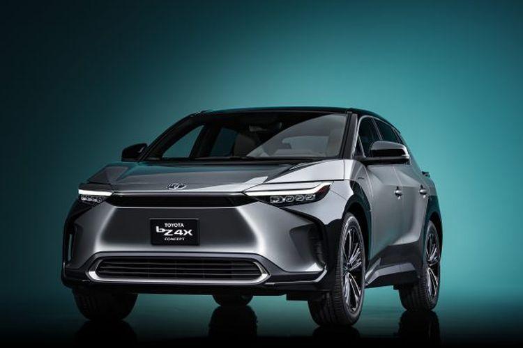 Mobil konsep Toyota bZ4X
