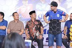 Walkot Hendi Yakin Bruno Silva Mampu Kembalikan Kejayaan PSIS Semarang