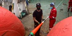 Kabel Laut SMPCS Biak-Sorong dan Jayapura Tersambung, Dirut Telkom Sampaikan Hal Ini