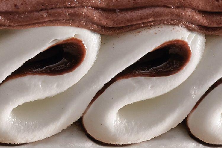 Potongan gambar yang menunjukkan es krim Viennetta