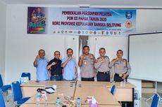 2 Personel Polisi Kawal Atlet Babel di PON XX Papua