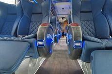 Menilik Kursi Unik Milik Bus Baru PR Sukun, Pakai Double Leg rest