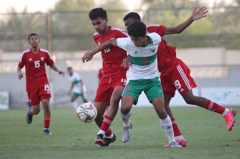 Kekalahan Timnas U16 Indonesia dari UEA Masih Terasa