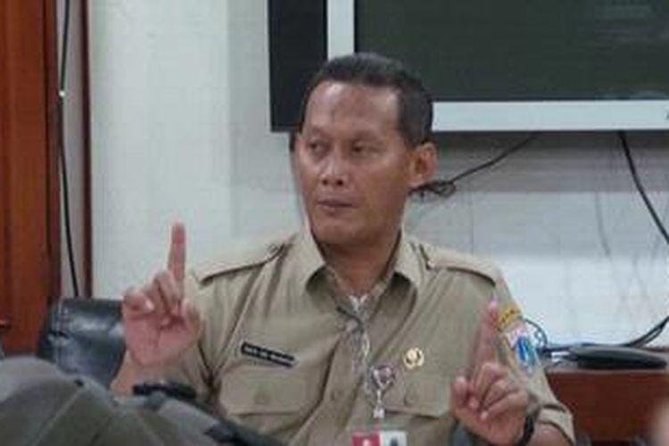 Kepala Dinas Pendidikan DKI Taufik Yudi Mulyanto.