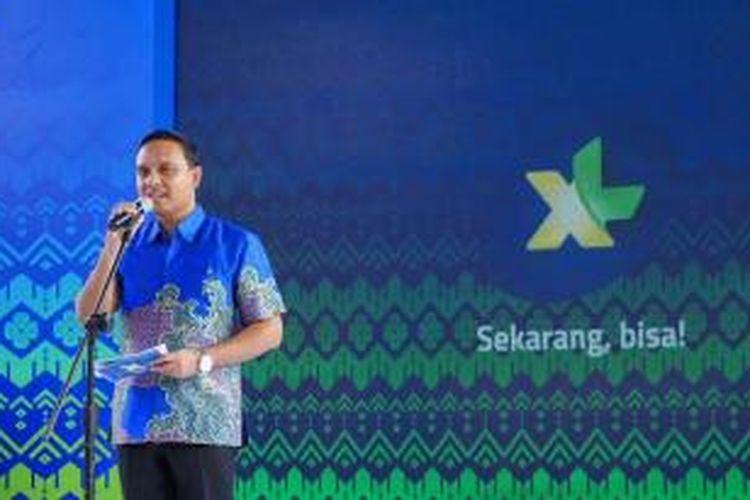 Direktur Service Management XL, Ongki Kurniawan