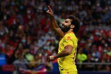Cetak Brace ke Gawang Atletico, Mo Salah Ukir 2 Rekor Fantastis