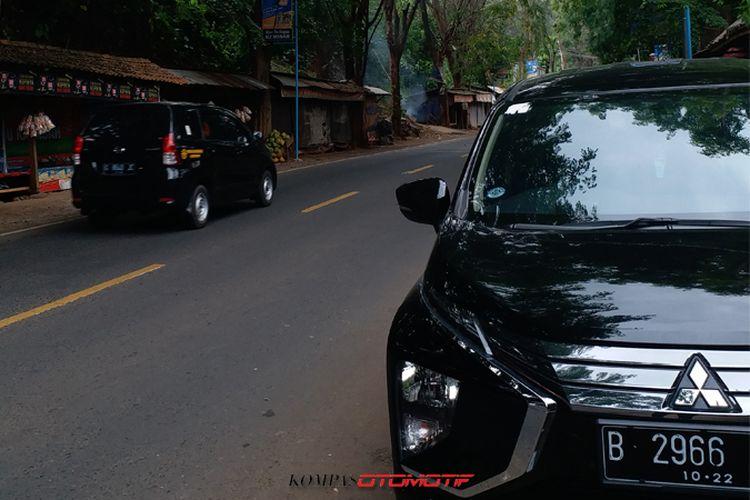 Komparasi Tol Trans Jawa dan Pantura dengan Mitsubishi Xpander