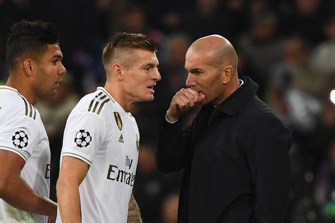 Pertama Kali sejak 1980, Real Madrid Tidak Belanja Pemain Awal Musim
