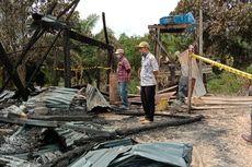 Rumah Panggung di Nunukan Terbakar akibat Pemilik Lupa Matikan Kompor