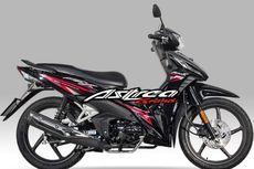 Honda Astrea Grand Lahir Kembali, Tembus Rp 39 Jutaan