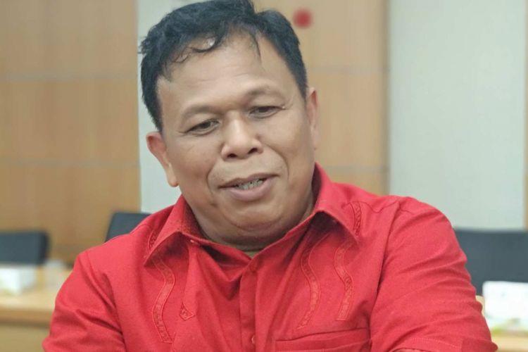 Sekretaris Komisi D DPRD DKI Jakarta Pandapotan Sinaga, Senin (5/3/2018).