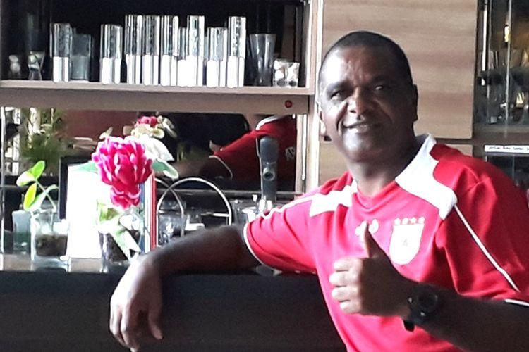 Pelatih Persipura Jayapura, Wanderley Machoda da Silva Junior.
