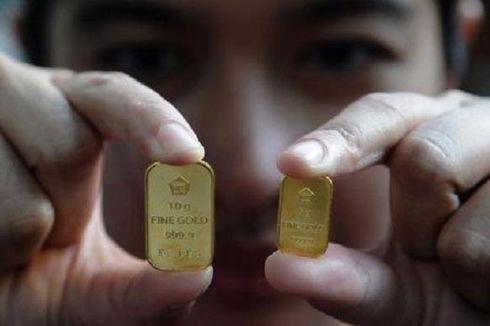 Hari Ini, Harga Emas Antam Turun Rp 9.000