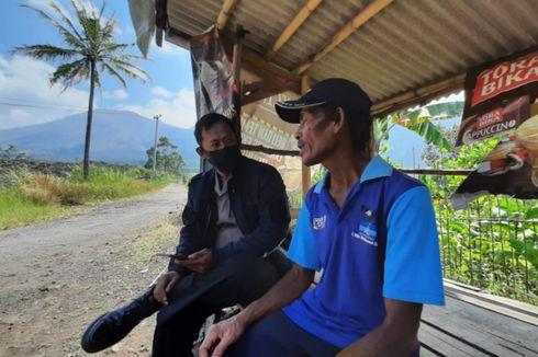 Cerita Entis, Penjaga Parkir yang Temukan Pendaki Hilang di Gunung Guntur: Korban Tak Tahu Kenapa Ada di Situ