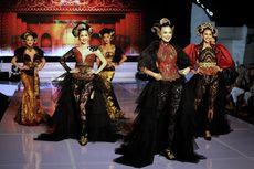 Pesona 6 Puteri Indonesia dalam Balutan Kebaya Anne Avantie