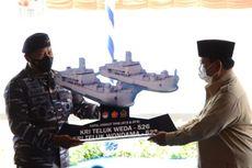 Serahkan 2 Kapal Perang Baru, Prabowo Minta TNI AL Jaga Aset Rakyat