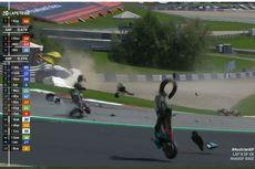 Ingat Kecelakaan Parah MotoGP Austria 2020, Kini Ada Pengaman Tambahan