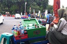Ini Alasan Program Penataan PKL Lenggang Jakarta Belum Bisa Dimulai