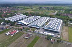 Dukung Energi Terbarukan, Danone Akan Pasang PLTS di Seluruh Atap Pabrik AQUA Hingga 2030