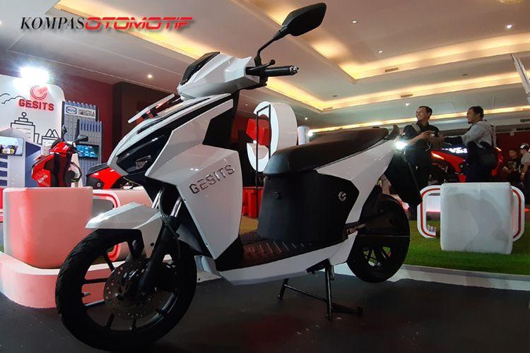 Harga Motor Listrik Termurah Di Indonesia Cuma Rp 16 Jutaan