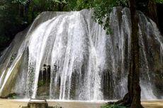 Indahnya Air Terjun Tirta Rimba di Baubau