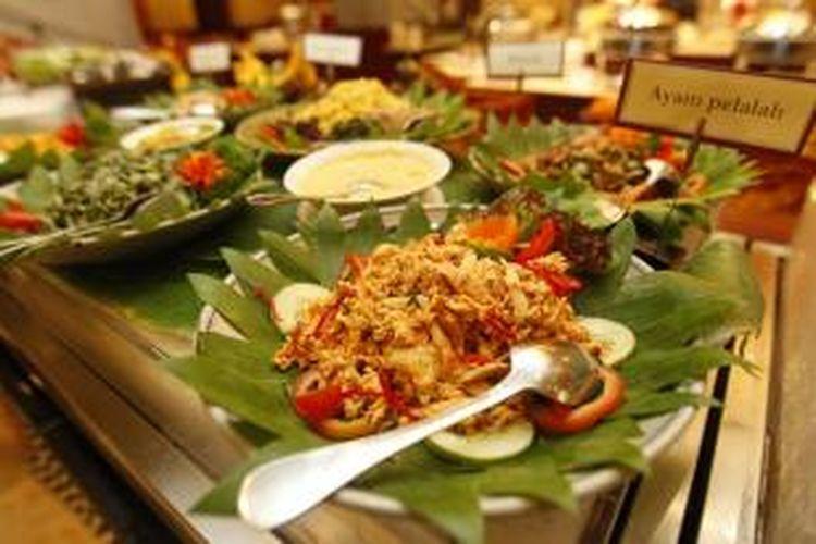 Akhir Pekan Ini Dki Selenggarakan Festival Kuliner Nusantara