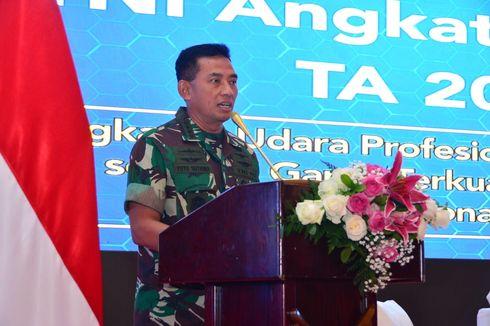 Undang Narasumber Eksternal di Rapim TNI AU, KSAU Ingin Diskusi Dua Arah