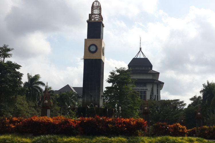 Suasana kampus Universitas Brawijaya, Kota Malang, Rabu (4/7/2018)