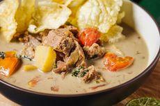 Soto Betawi Haji Ma'ruf, Kuliner Legendaris Jakarta Langganan Para Pejabat