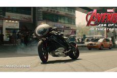 Harley-Davidson Listrik Jadi Bintang