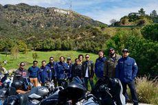 Sambangi Los Angeles, Tim Suryanation Motorland Serap Ilmu dari Dua Jagoan Custom Motor Dunia