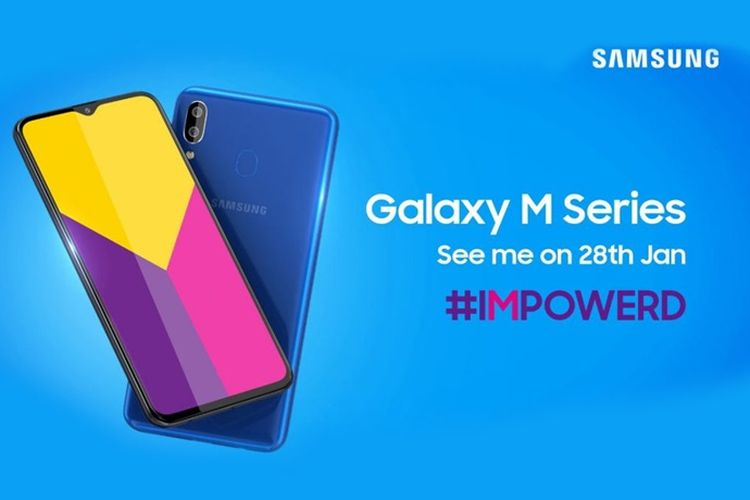 Bocoran Harga Dan Spesifikasi Samsung Galaxy M10 Dan M20 Halaman All Kompas Com