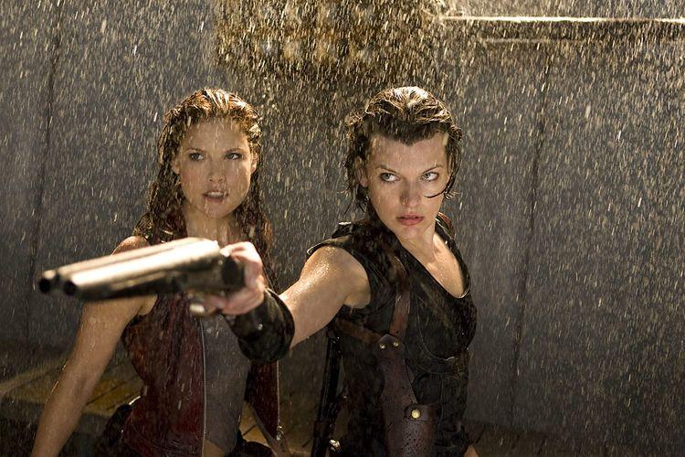 Sinopsis Resident Evil Afterlife Milla Jovovich Mencari Arcadia Halaman All Kompas Com
