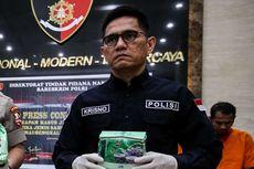 Bongkar Penyelundupan Sabu dalam Filter Oli, Polisi Tembak Mati Satu Tersangka