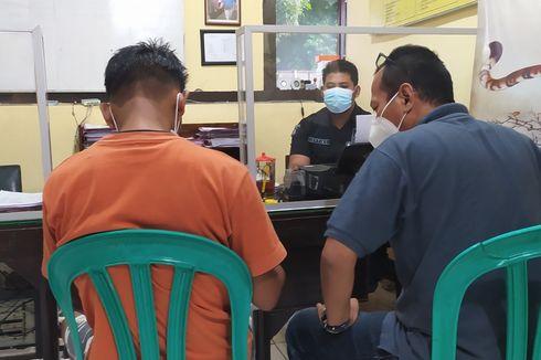 Gadaikan Mobil Rental, Polisi Pangkat Bripka Anggota Polresta Banyumas Ditahan