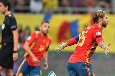 Kapten Spanyol Sergio Ramos Berharap Tampil di Olimpiade Tokyo 2020