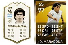 Menelusuri Jejak Maradona di Video Game