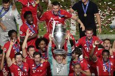 Final Liga Champions PSG Vs Bayern Muenchen, Die Roten Cetak Gol Ke-500