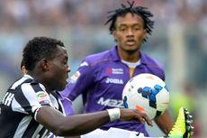 Juventus Sementara Tinggalkan Fiorentina 2-0