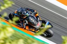 Hasil Moto2 GP Catalunya; Luca Marini Juara, Andi Gilang Posisi 19
