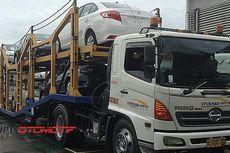 Toyota Indonesia Mulai Ekspor Vios ke Timur Tengah