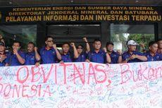 Gelar Unjuk Rasa, Serikat Pekerja Berau Coal Tolak Dominasi Asing