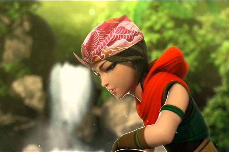 Film animasi Panji Semirang