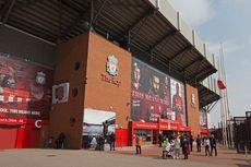 Kisah Tribune The Kop Stadion Anfield, Penghormatan untuk Pejuang Gugur