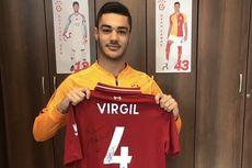 Kisah Usaha Keras Ozan Kabak Dapatkan Kostum Liverpool Virgil van Dijk