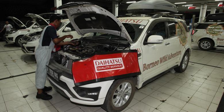 (Ilustrasi) Pengecekan dilakukan di Astra International DSO Samarinda.